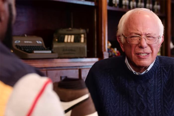 Bernie Sanders Desus And Mero Sneaker Prices