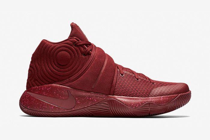 Nike Kyrie 2 Red Velvet 1
