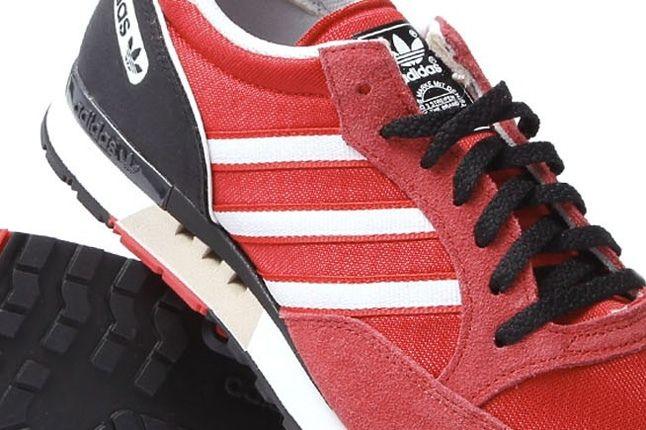Adidas Phantom Red Midfoot Detail 1