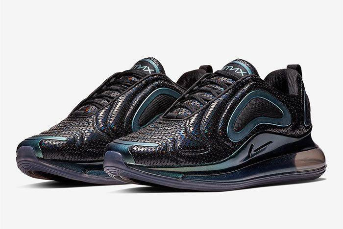Nike Air Max 720 Iridescent Mesh Sneaker Freaker3