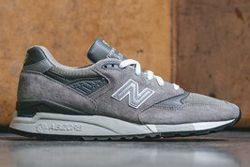 New Balance 998 Bringback Grey Thumb
