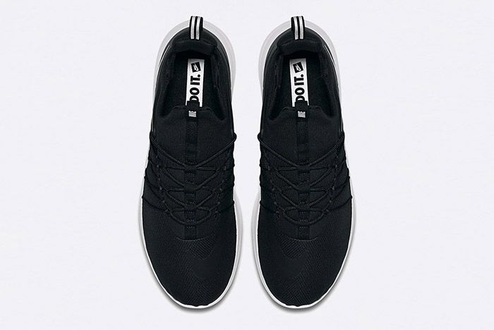 Nike Darwin Black White 5