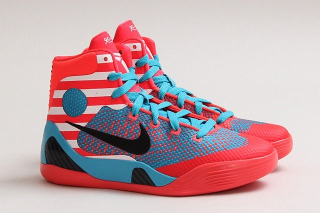 Nike Kobe Ix Elite Gs Laser Crimson Thumb