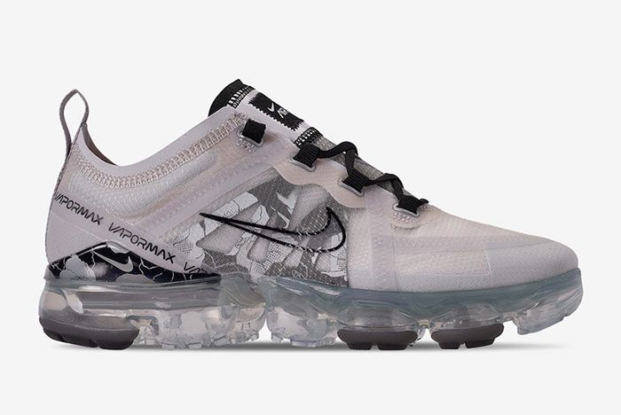Nike Air Vapormax Vast Grey Cd7094 001 Side Shot 2