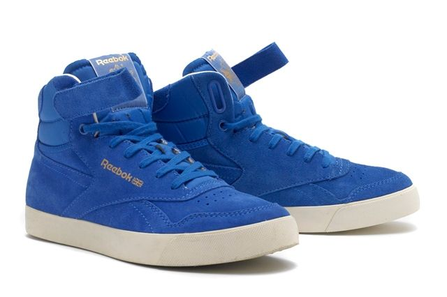 Reebok Classics Reserve The Franchise Hi Blue 2