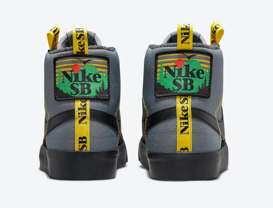 Nike SB Blazer Mid Acclimate