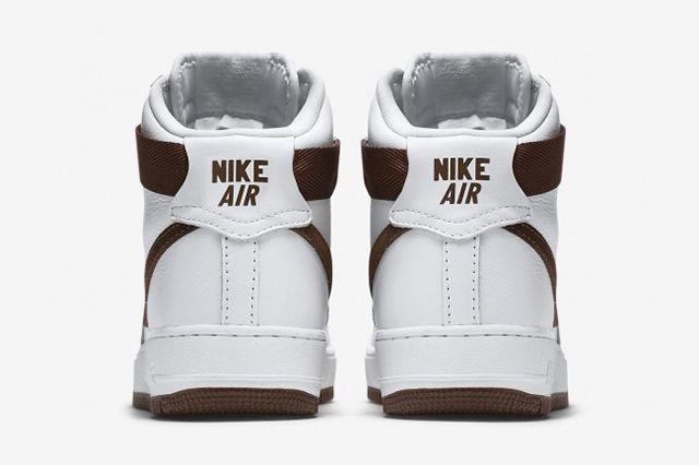 Nike Air Force 1 High Chocolate 2