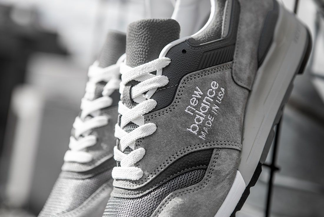 New Balance Grey Day Made 997 997S Sneaker Freaker 6
