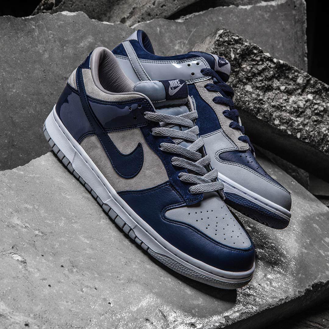 Nike Dunk Atmos Blue Pair