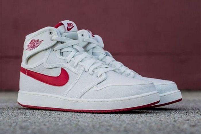 Air Jordan 1 Ko Varstiy Red 3