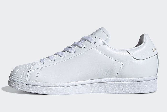 Adidas Stan Smith White Fv3352 Medials Side Shot