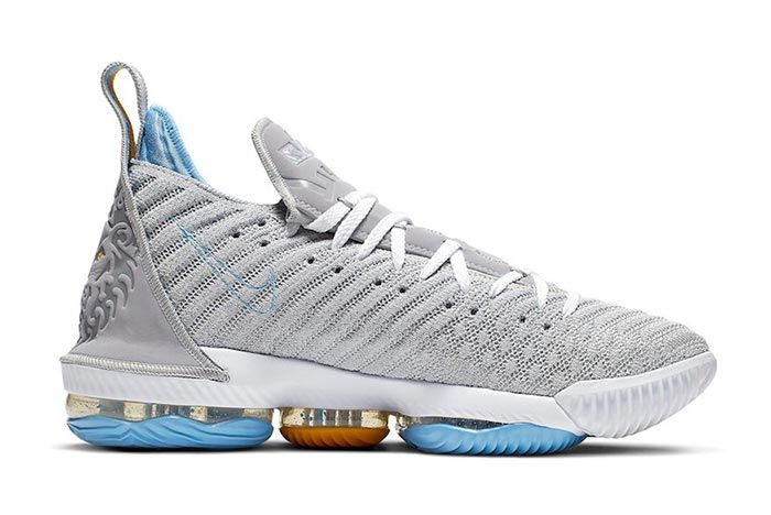 Nike Lebron 16 Mpls Right Side Shot