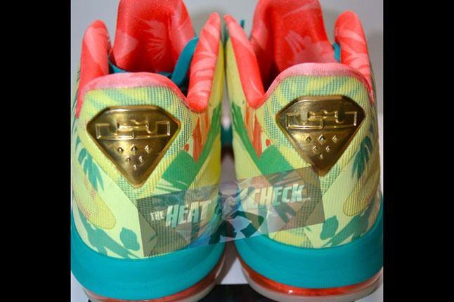 Lebronald Palmer Nike 1