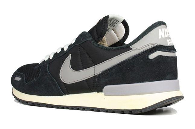 Nike Air Vortex Vntg Black Grey Heel Profile11 1