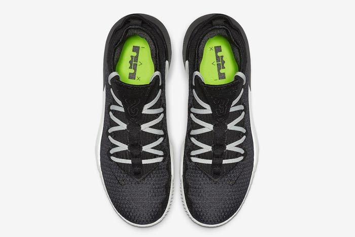 Nike Lebron 16 Low Black Python Top