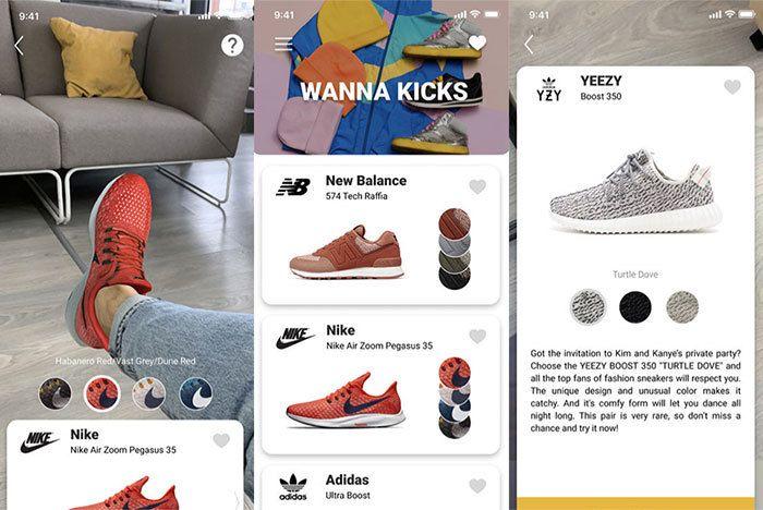Wanna Kicks App 01 Sneaker Freaker