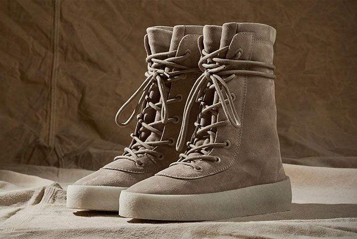 Yeezy Season 2 Crepe Boot 1