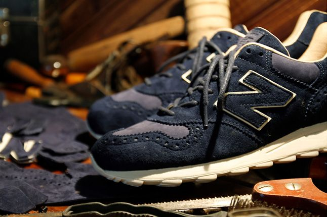 New Balance Invincible 1400 Brogue 2 1