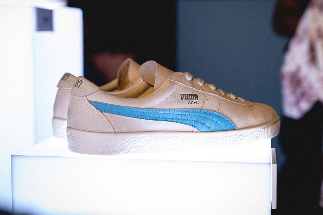 Puma X Size X Manchester City Fc Event Launch13
