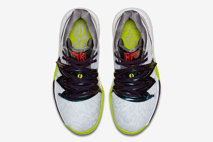 Nike Kyrie 5 Mamba Mentality Ao2918 102 Release Date Top Down