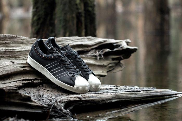 Invincible Adidas Consortium Superstar 80V 7