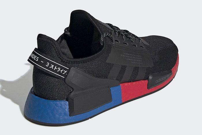 Adidas Nmd V2 Fv9023 Release Date 3Side