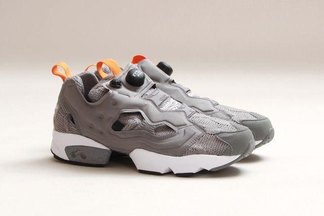 Mita Sneakers Reebok Insta Pump Fury Og Foggy Grey 6