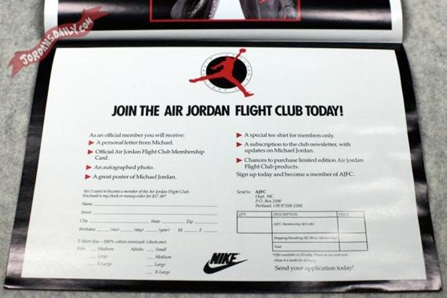 Rare Air Jordan Flight Club Pack On