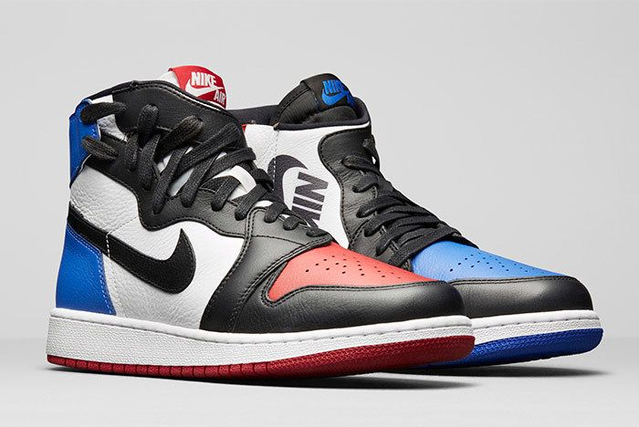 Air Jordan 1 Rebel Top 3 1