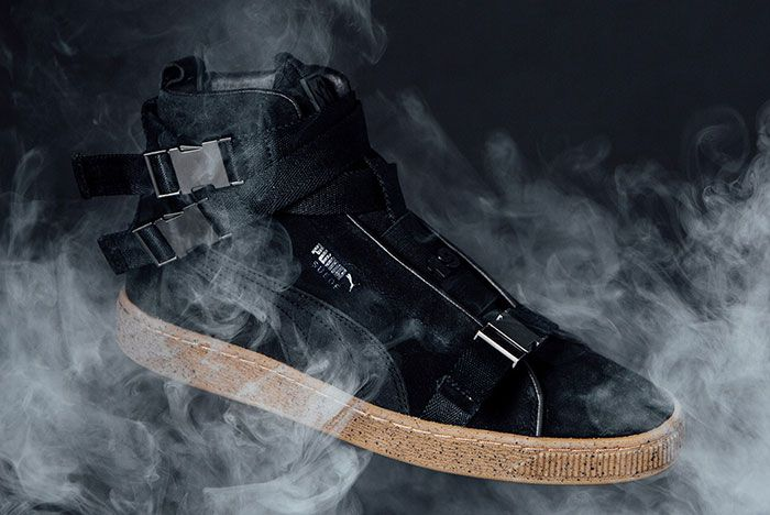 The Weeknd Puma Suede Boot 17