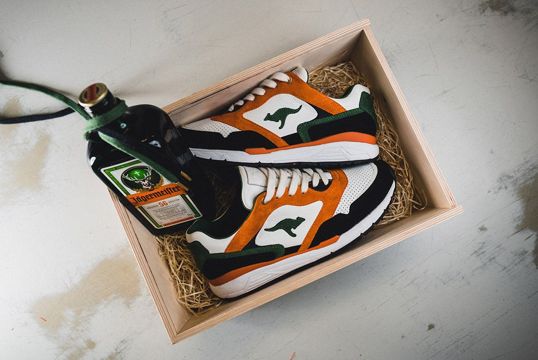 Jägermeister X Kanga Roos Ultimate Colab Sneaker Freaker 6