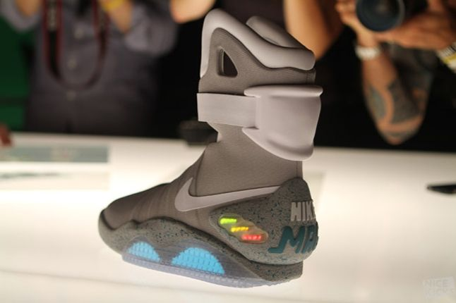 Back To The Future Sneakers 6 1
