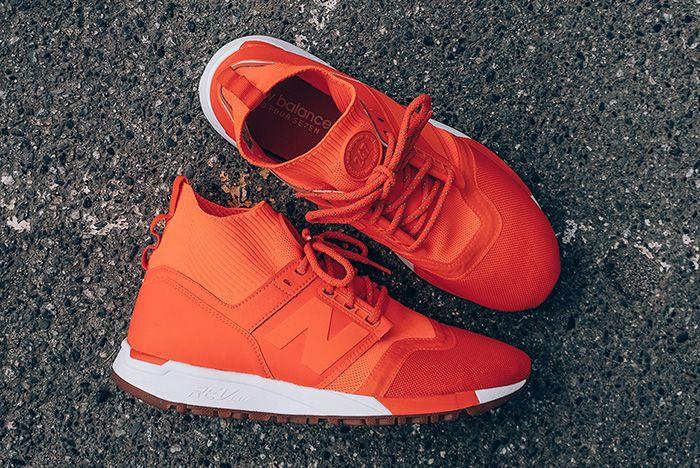 New Balance 247 Mid Sneaker Freaker 6
