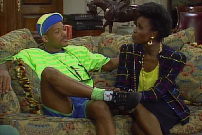 Fresh Prince Of Bel Air Air Jordan 5 Black Metallic 2