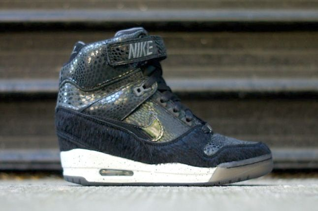 Nike Air Revolution Sky Hi Fashion Week 4