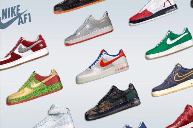 1Thology Nike Air Force 1 Thumbs 1