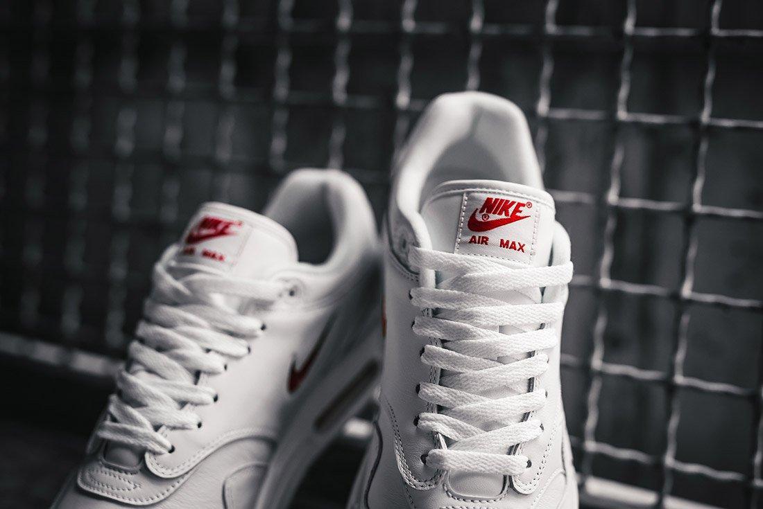 Nike Air Max 1 Jewel Red 6