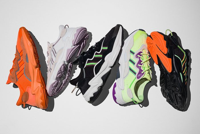 Adidas Ozweego Collection August Long