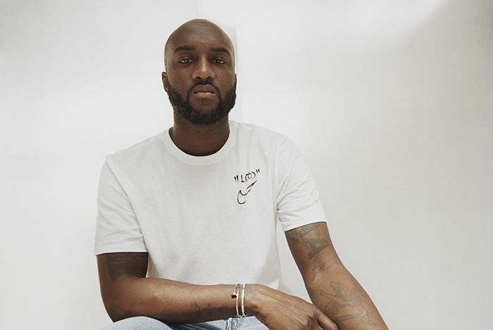 Virgil Abloh Wins Sneaker Award 1