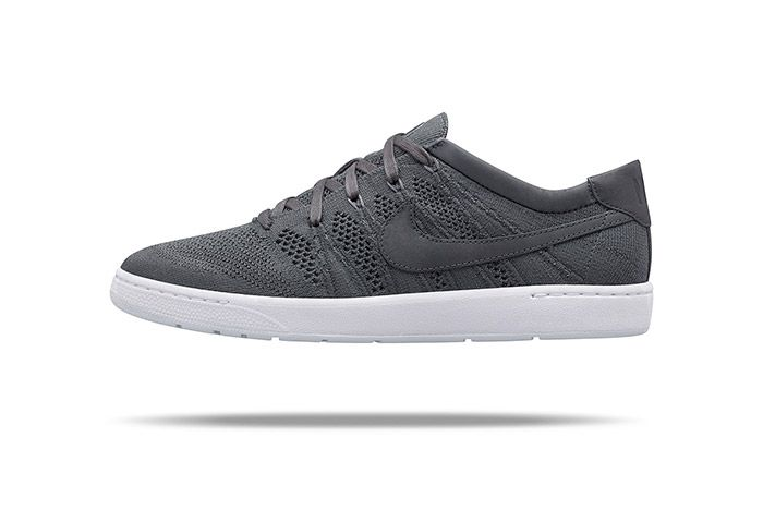 Roger Federed Nike Tennis Classic Ultra Flyknit Wimbledon Grey 1