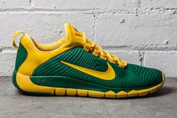 Nike Free Trainer Nrg Pine Green Varsity Maize Thumb