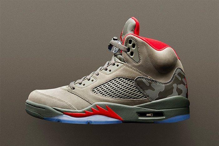 Air Jordan 5 Dark Stucco 10