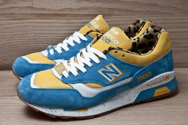 Quarter 1500 Nb Colette Yellow Blue Camo 1