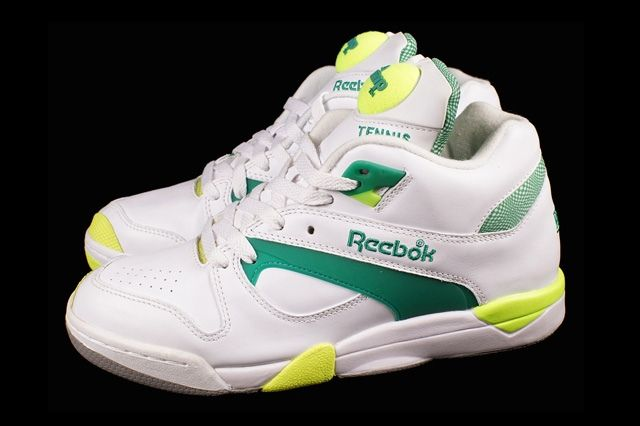 Reebok Court Victory Pump Citron 4