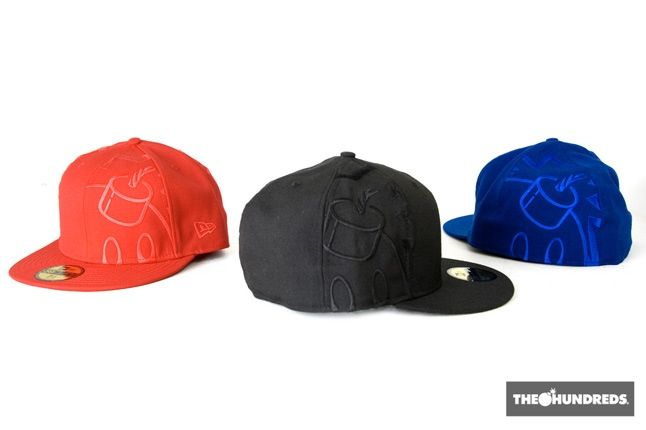 The Hundreds Adam Bomb Monochrome New Era 1
