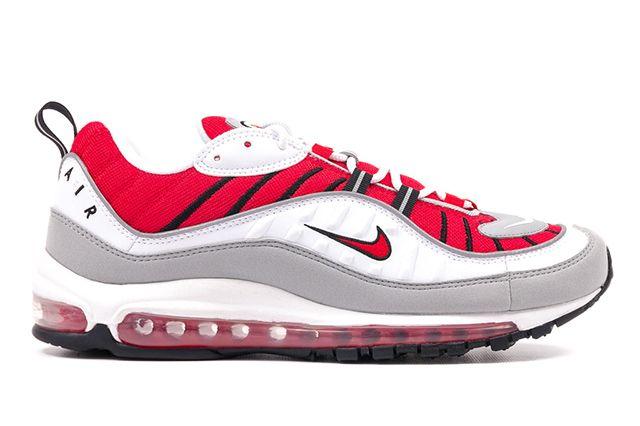 Nike Air Max 98 University Red 4