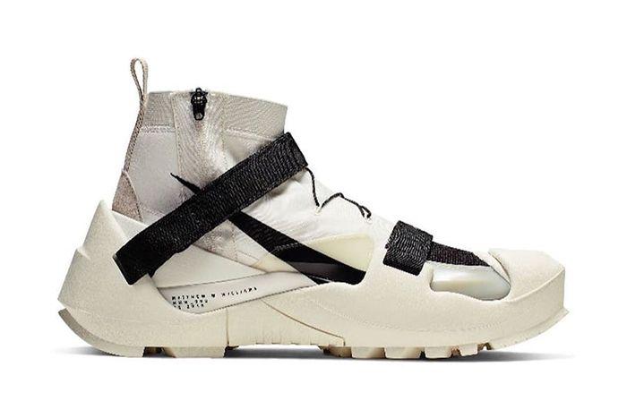 Matthew M Williams Alyx Nike Free Vibram Collaboration Off White Black Release Date Medial