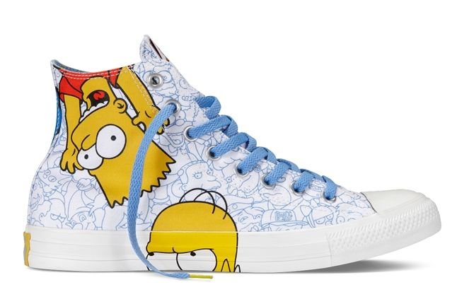 The Simpsons Ctas Family Right 1