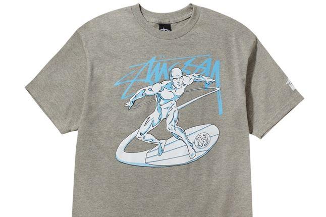 Stussy Marvel Silver Surfer 1 1