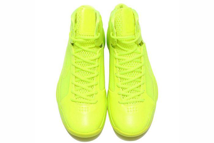 Nike Hyperdunk 2008 Retro Neon Pack Volt 3